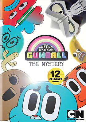 AMAZING WORLD OF GUMBALL:MYSTERY V2 BY AMAZING WORLD OF GUM (DVD)
