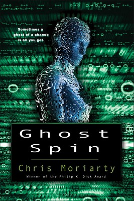 Ghost Spin By Moriarty, Chris